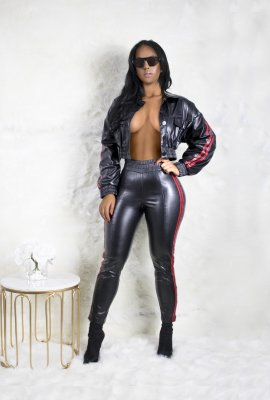 ACTION LEATHER SET