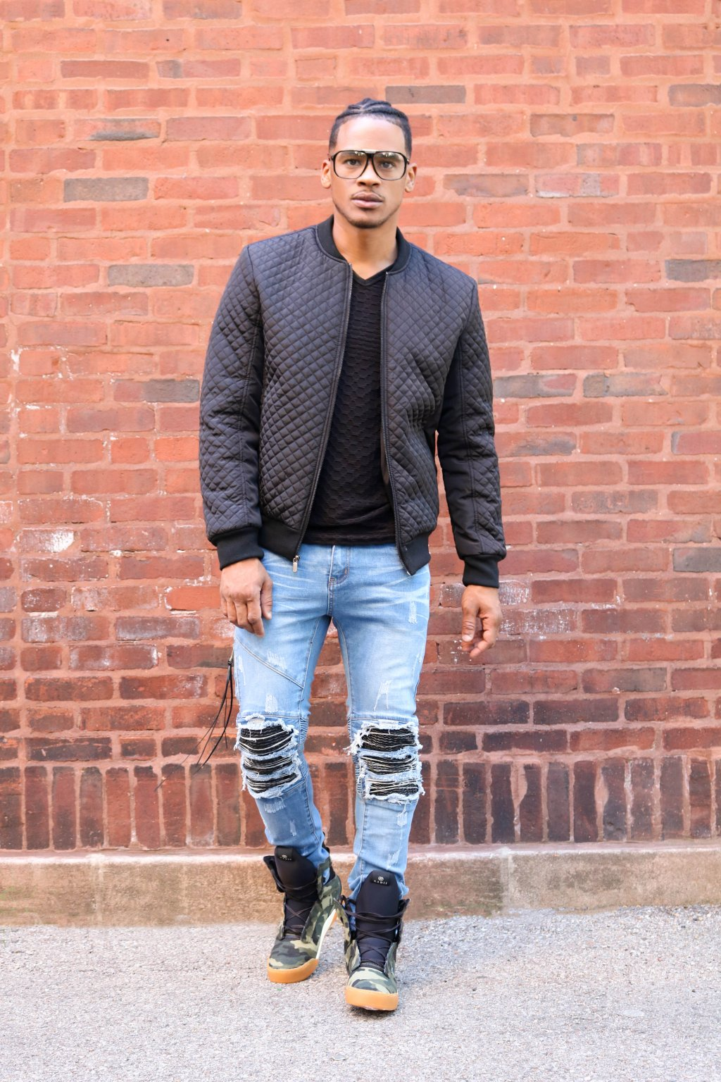 Trap Mens Denim