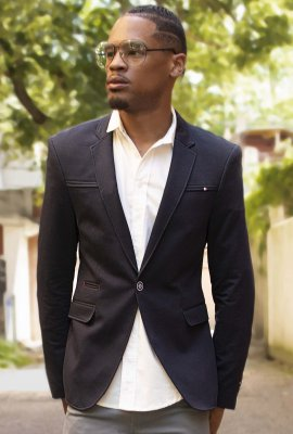 SMOOTH MAN BLAZER