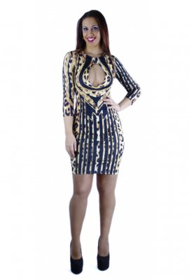 WILD THING DRESS (SALE)