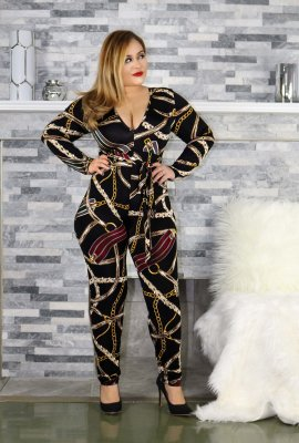 PICTURE PERFECT JUMPSUIT (XL-3XFUNSIZE)