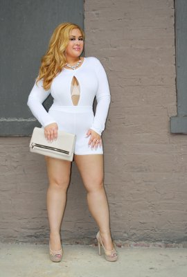 THE CONTINENTAL ROMPER(FUNSIZE) (2 COLORS)