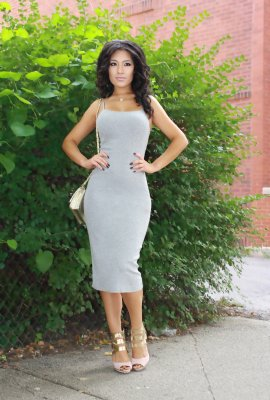 IN SYNC DRESS P2 ( 5 COLORS)