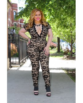 VIP JUMPSUIT (FUNSIZE)(2 COLORS)