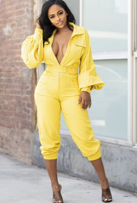 BETTER WEEK JUMPSUIT