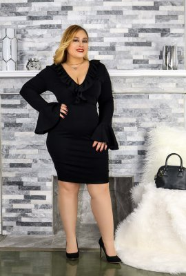 NEW RULES DRESS (XL-3X)