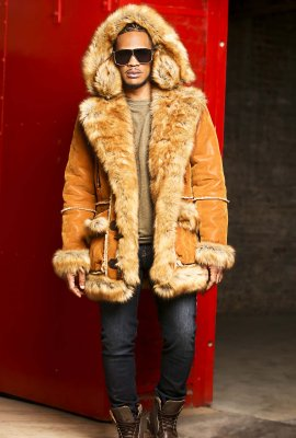 READY FOR WINTER SHEARLING COAT