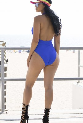 BAY WATCH SWIMSUIT