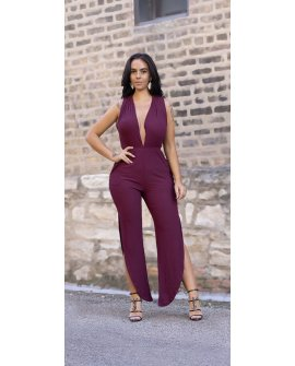 SIDE STEPPING JUMPSUIT