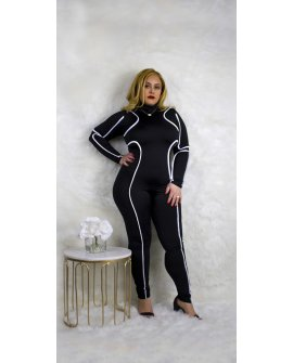 OUT OF SPACE JUMPSUIT
