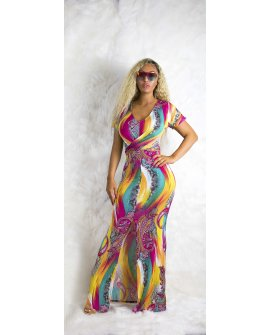 BEST CAPTION MAXI DRESS