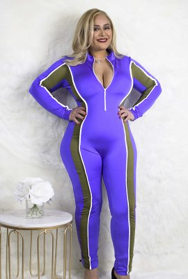 JUMP START  JUMPSUIT