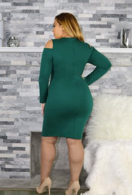 GREEN KISS DRESS