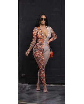 HOT GIRL JUMPSUIT