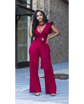 SWEET NIGHT JUMPSUIT
