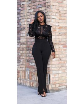 ACE OF SPADES JUMPSUIT