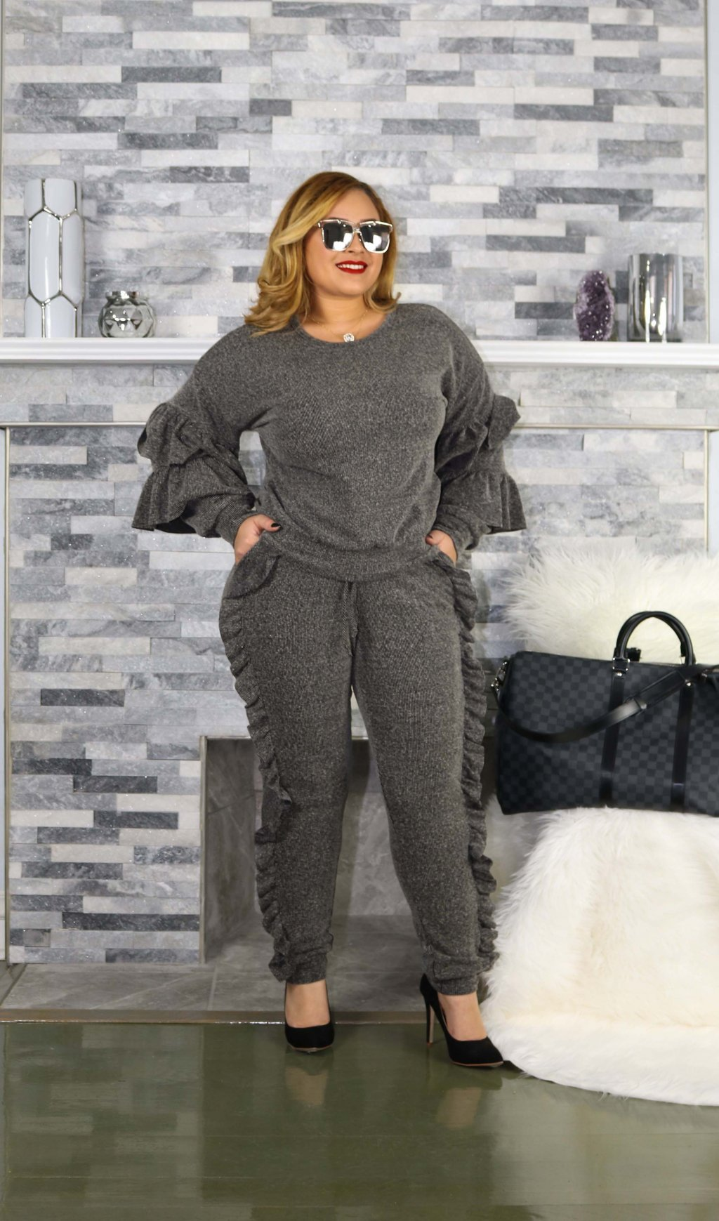 POSH SET (XL-3X)