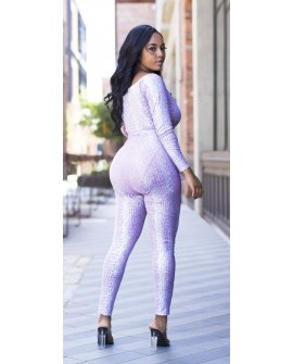 HIGH FREQUENCY JUMPSUIT