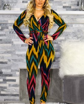 ELECTRIFYING JUMPSUIT